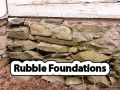 Rubble Foundations